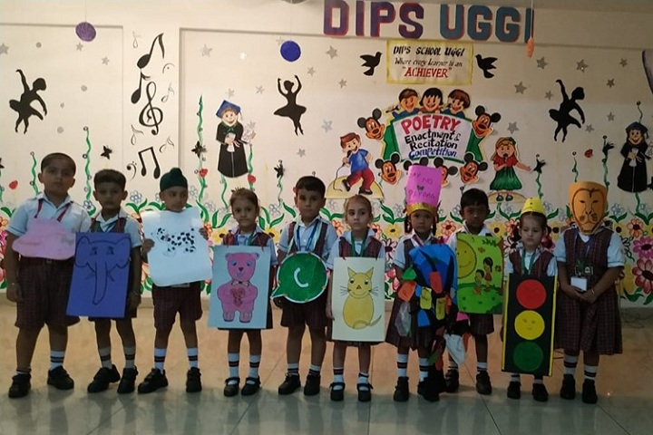 DIPS School-Fancy Dress