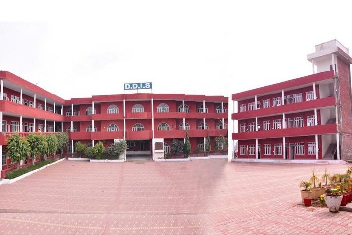 Disciplined Disciples International School-Campus View