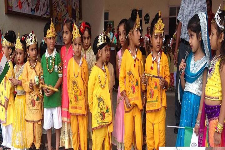 Disciplined Disciples International School-Fancy Dress