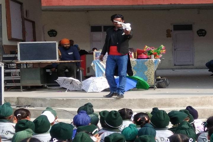 Disciplined Disciples International School-Magic Show