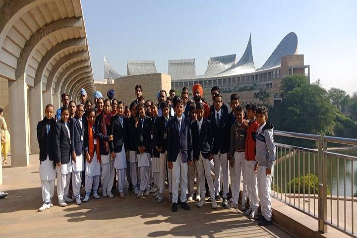 Divine Mata Gujri Public School-Excursion