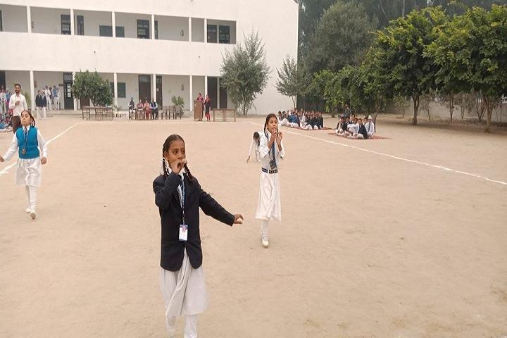 Divine Mata Gujri Public School-Games