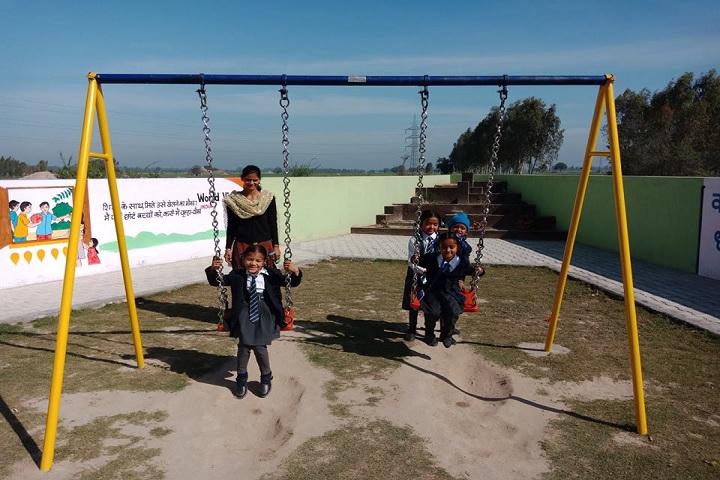 Divine Mata Gujri Public School-Playground