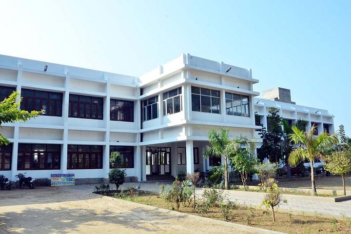 Divine Mata Gujri Public School-School Building