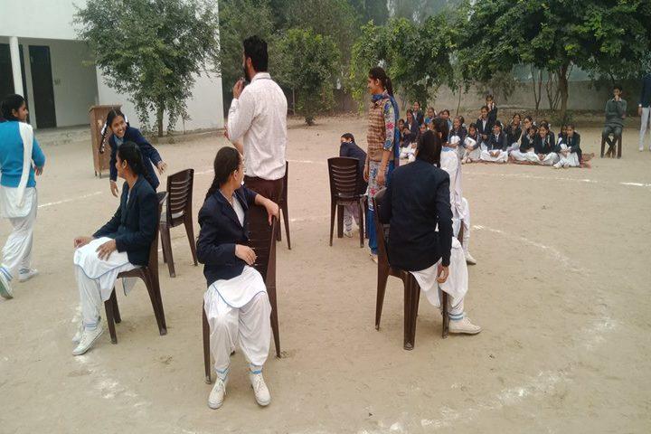 Divine Mata Gujri Public School-Sports