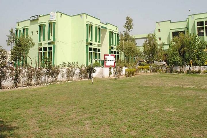 Divine Public School-Garden