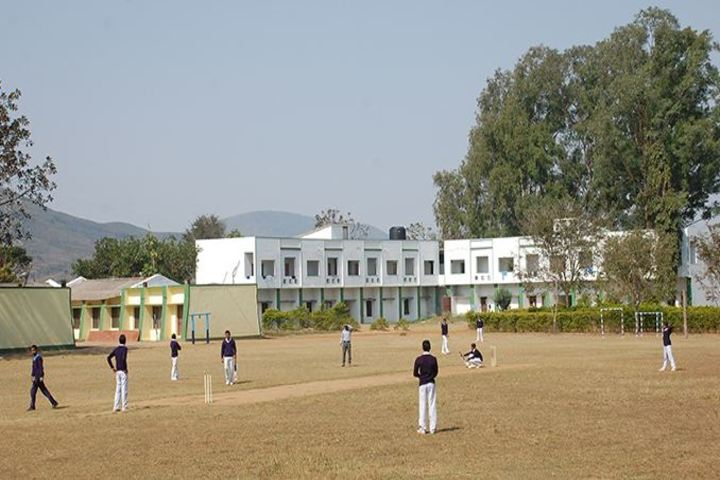 Alluri Sitaramaraju Public School-Ground