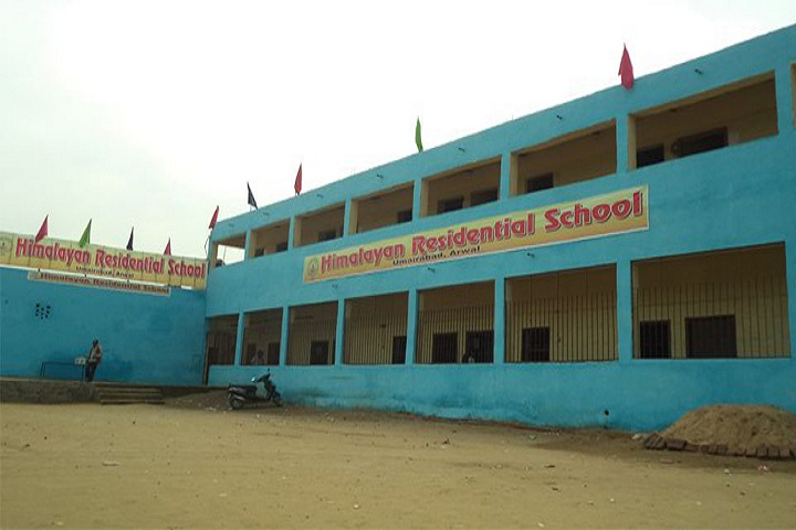 Himalayan Residential School-Campusview