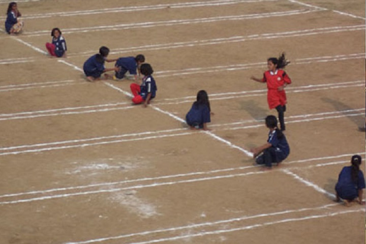 Himalayan Residential School-Games