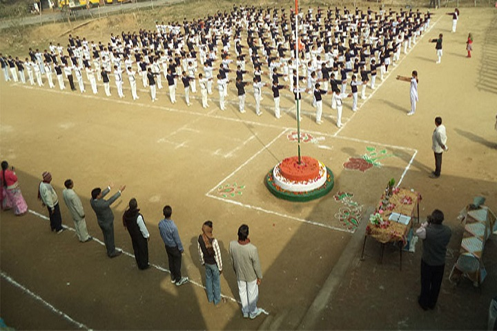 Himalayan Residential School-Independence Day Celebrations