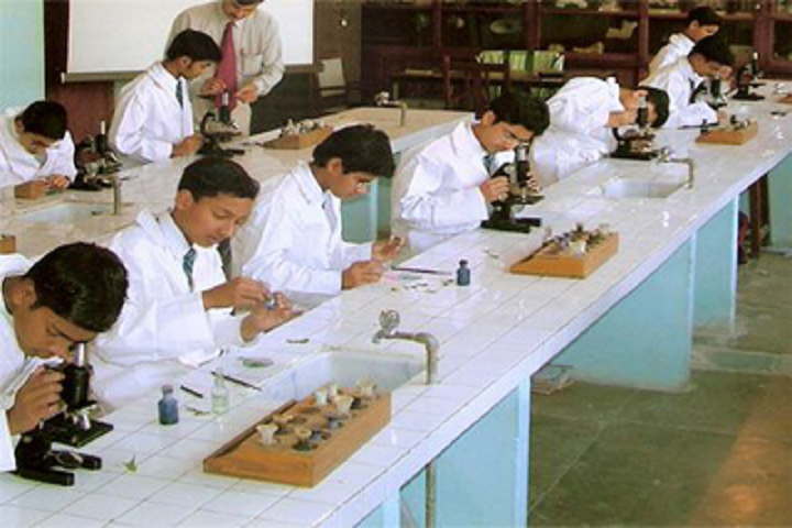 Himalayan Residential School-Physics Lab
