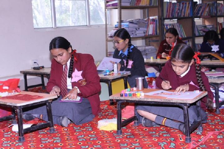 Doaba Public School- Art Room