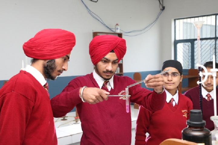 Doaba Public School- Chemistry Lab