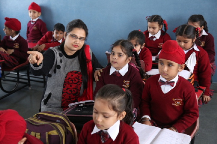 Doaba Public School- Classrooms
