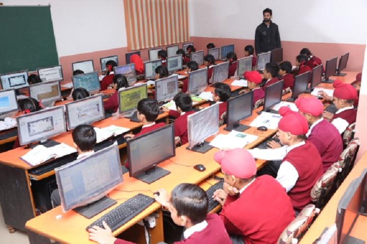 Doaba Public School- Computer Lab