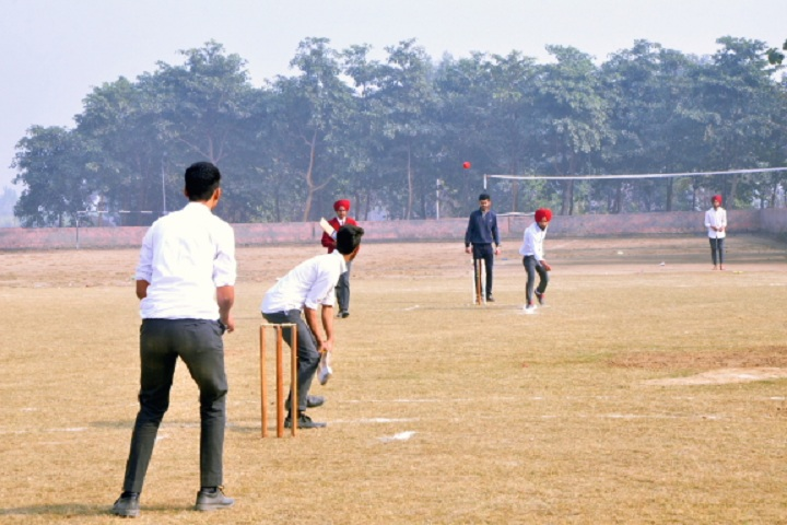 Doaba Public School- Cricket Groung