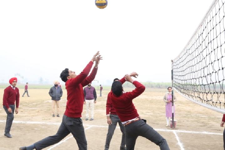 Doaba Public School- Football Ground