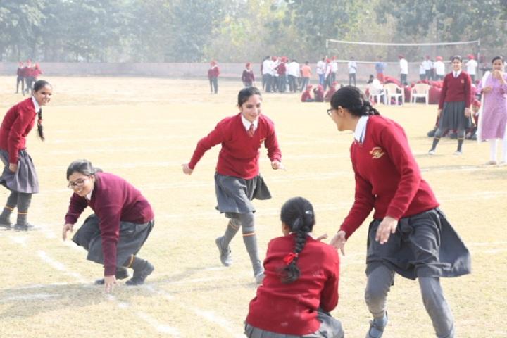 Doaba Public School- Kho-Kho Ground
