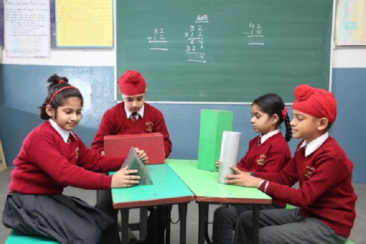 Doaba Public School- Math Lab