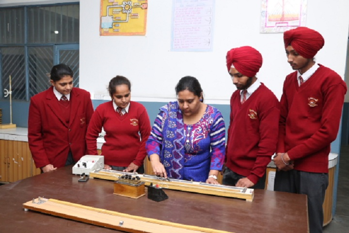 Doaba Public School- Physics Lab