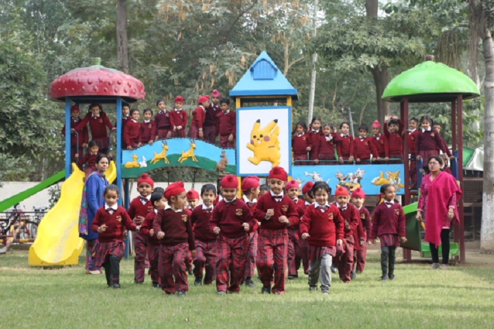 Doaba Public School- Playground