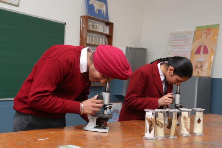 Doaba Public School- Science Lab 1