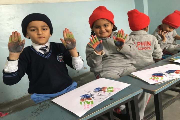 Dolphin Public School-Activities