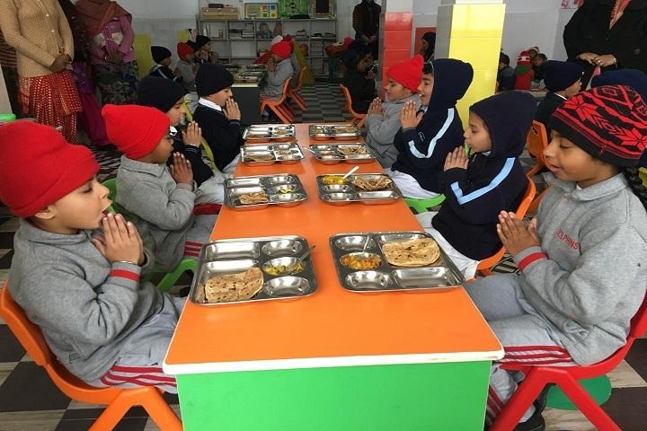 Dolphin Public School- Cafeteria