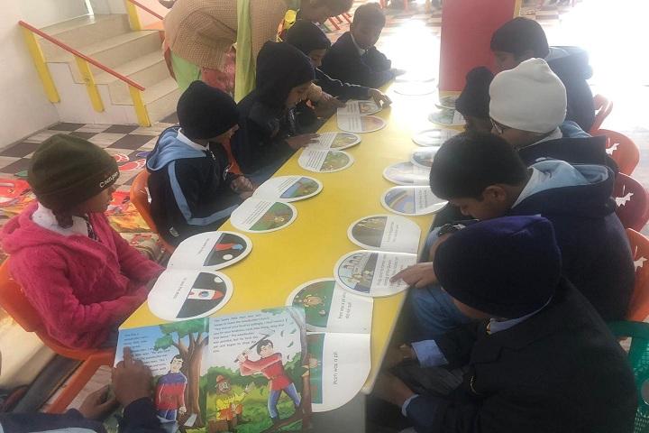 Dolphin Public School- Kindergarten