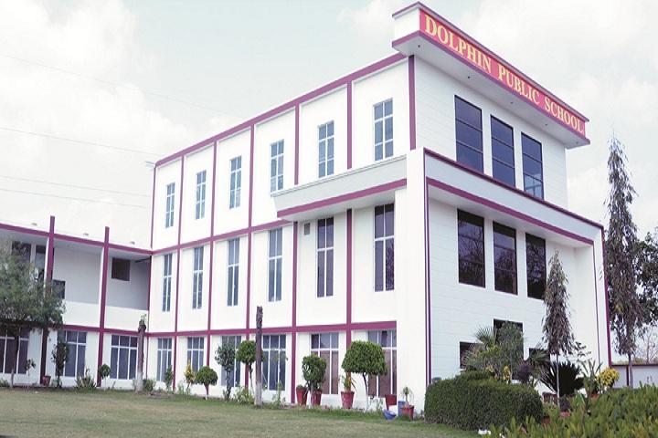 Dolphin Public School- School Campus
