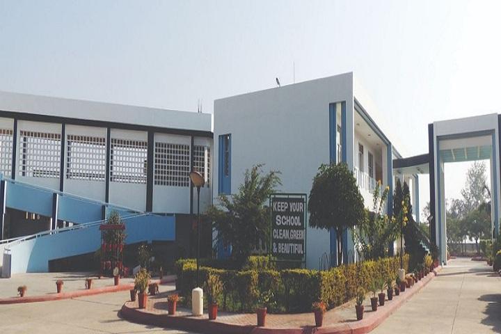 Don Bosco Senior Secondary School-Campus