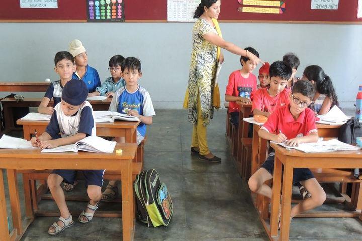 Don Bosco Senior Secondary School-Class room