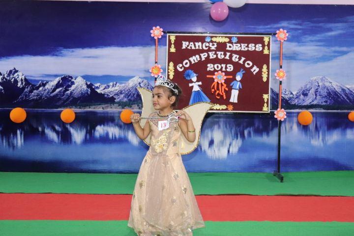 Don Bosco Senior Secondary School-Fancy Dress