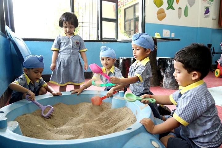 Doon International School-Kindergarten
