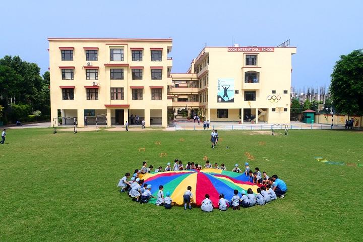 Doon International School-School Campus