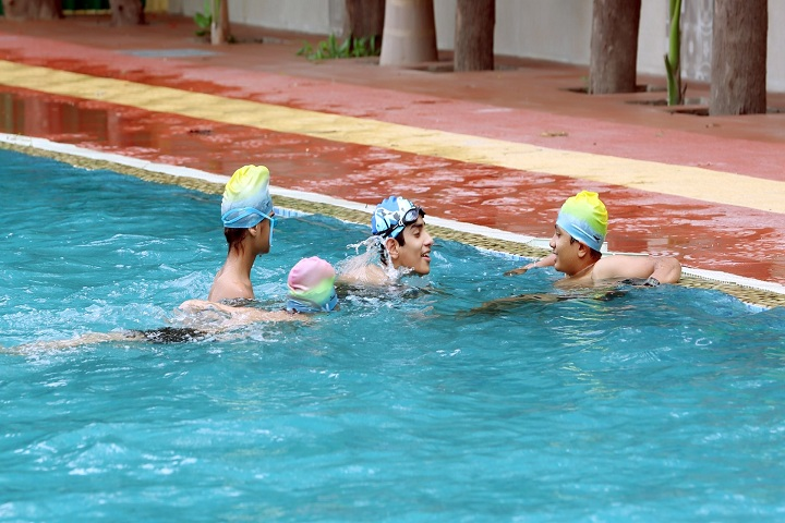Doon International School-Swimming Pool