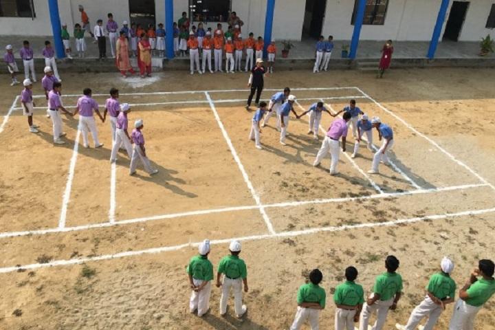 Doon Oxford School-Kabaddi