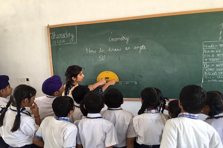 Doon Oxford School-Teaching Methodology
