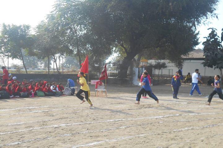 Doon Public School-Games