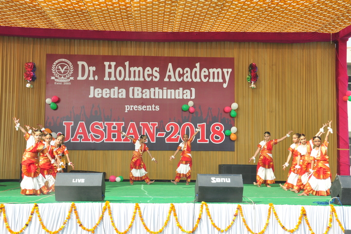 Dr Holmes Academy-Annual day