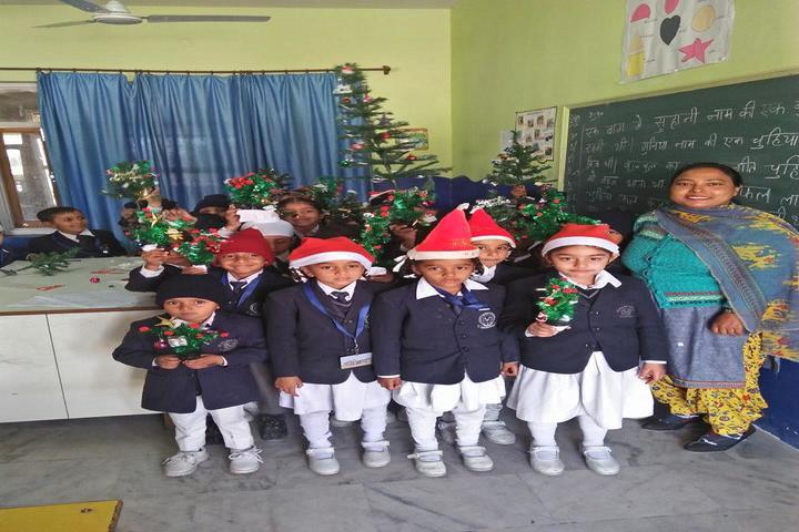 Dr Holmes Academy-Christmas Celebration