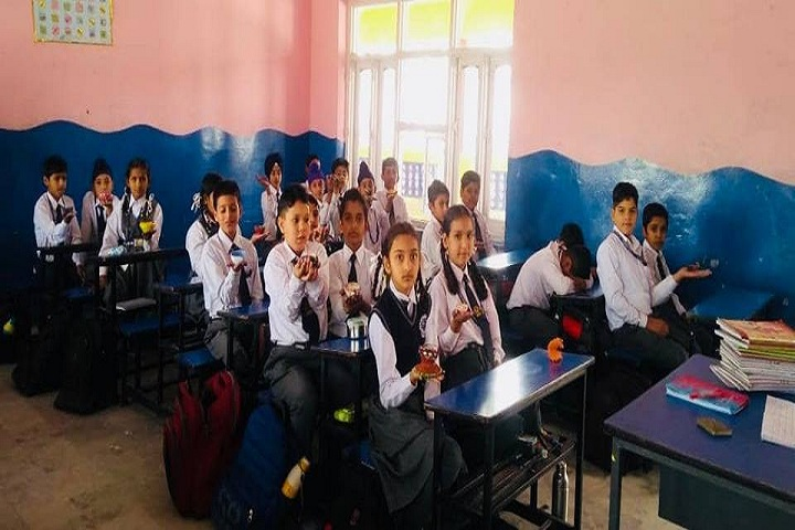 Dr Holmes Academy-Classroom