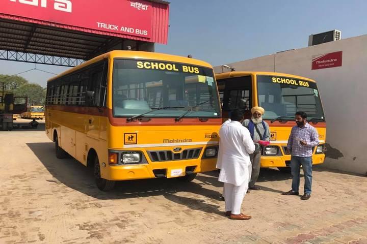Dr Holmes Academy-Transport