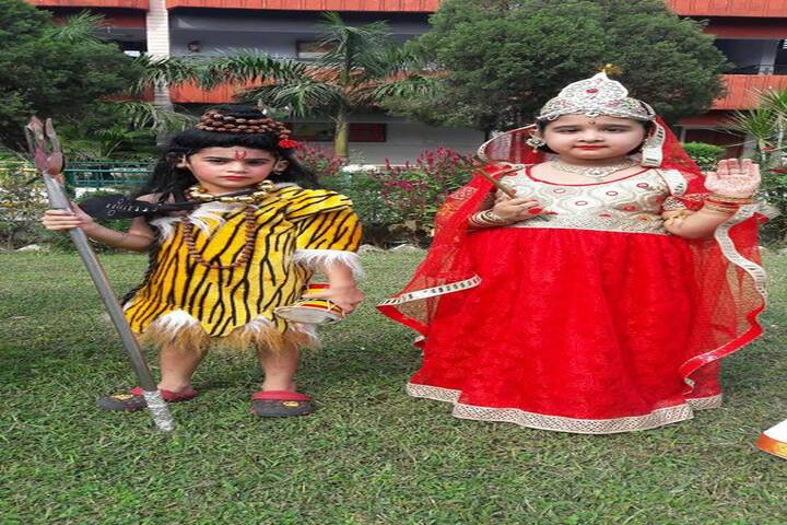 Dr MCM DAV Public School-Fancy Dress