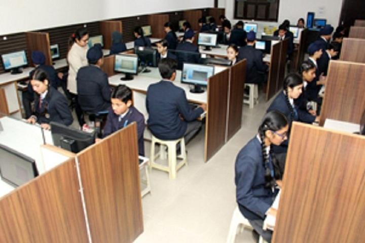 Dr Saif-Ud-Din Kitchlu Memorial Public School-Computer Lab