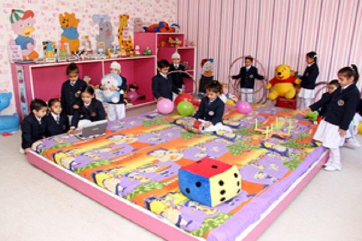 Dr Saif-Ud-Din Kitchlu Memorial Public School-Kindergarten