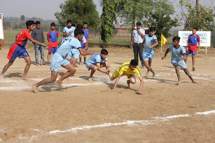 Dr RC Jain Innovative Senior Secondary Public School-Kabaddi