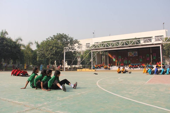 Dr RC Jain Innovative Senior Secondary Public School-Playground