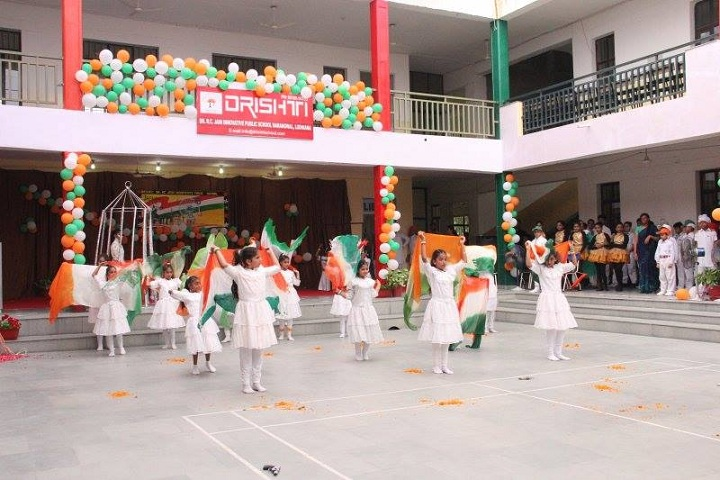Dr RC Jain Innovative Senior Secondary Public School-Republic Day