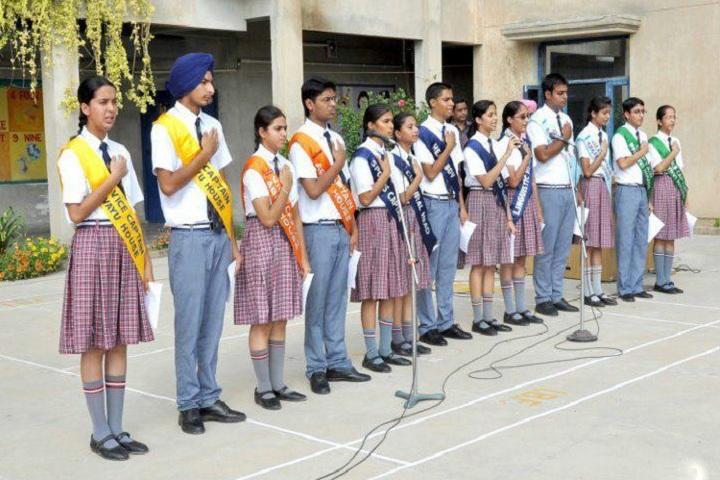 Eastwood International School- Investiture Ceremony